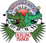 Croc Rocks Dueling Pianos